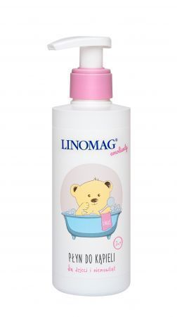 Linomag Płyn do kąpieli, 200 ml